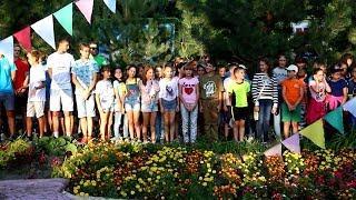 В волгоградском «Орленке открылась профильная смена для юных пожарных