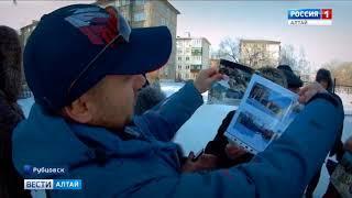 В Рубцовске площадка с мусорными контейнерами стала причиной прокурорской проверки и судебных исков