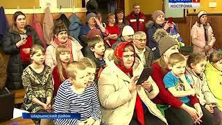 В поселке Шекшема Шарьинского района открылся зал для занятий самбо