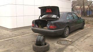 Волгоградцам советуют подготовить автомобиль к зиме
