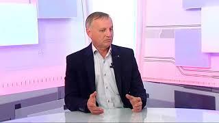 """Программа """"В центре внимания"""" интервью с Юрием Казаковым"""