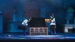 Музыкальную сказку «Летучий корабль» показали на сцене Башкирского театра оперы и балета