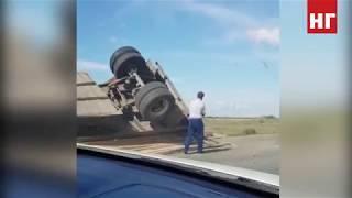 ДТП: Авария на федоровской трассе в Костанайской области