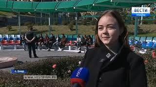 Молодое поколение журналистов наступает на пятки корреспондентам ГТРК «Владивосток»