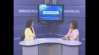 Вести Интервью (на бурятском языке). Серафима Гарматарова. Эфир от 04.07.2018