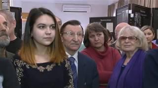 В музее имени Федина открылась выставка посвящённая Владимиру Высоцкому