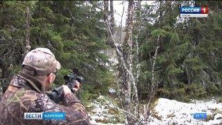 В Пряжинском районе перед судом предстанет браконьер