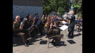 Военный оркестр Росгвардии Самара
