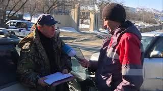 Водитель вопреки всем разумным действиям спровоцировал ДТП с пострадавшим