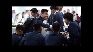 Korea depart for Austria for pre-World Cup camp