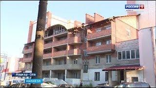 Глава Марий Эл поручил городским властям разобраться со всеми долгостроями