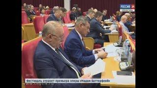 Социально ориентированный и профицитный:  депутаты Госсовета приняли бюджет республики на 2019 год в