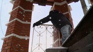 22 03 2018 Колокольня храма Казанской иконы Божией Матери нуждается в реконструкции