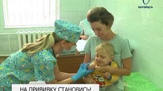 В Белгороде стартовала прививочная кампания по профилактике гриппа и ОРВИ