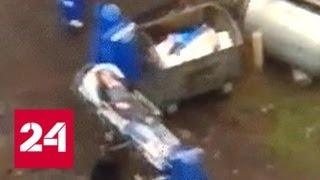 Гибель школьницы от урагана в Москве. Свидетельства очевидцев - Россия 24