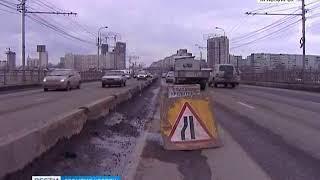 События недели: в Красноярске начался большой ремонт улиц и строительство дорожной инфраструктуры