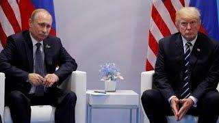 Что обсудят Трамп и Путин?