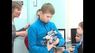 Марий Эл ТВ - победители регионального конкурса «Робофест» готовятся к Всероссийскому конкурсу