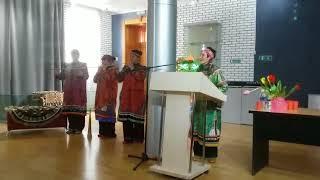 Фестиваль традиционной культуры коренных народов прошел в Хабаровске