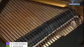 В пензенской областной филармонии зазвучал 100-летний рояль