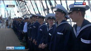 Юнги из Марий Эл пронесут флаг «Юнармии» через два моря - Вести Марий Эл