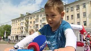 В Калининграде прошёл «День колеса»