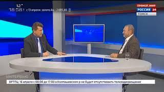 Интервью. Александр Шелупанов, ректор ТУСУР