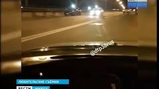 Три человека погибли ночью в ДТП на Иркутном мосту