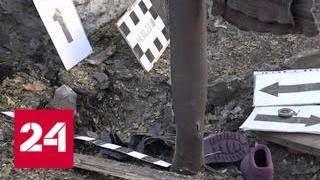 Под обстрелами украинских силовиков погибли мать и дочь из Марьевки - Россия 24