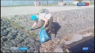 Чистомэн проведет акцию по уборке мусора в горном парке Рускеала