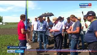 В Пензенской области открыта агарная демоплощадка