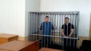 Оглашение приговора Хризману и Чудову в Хабаровске-3