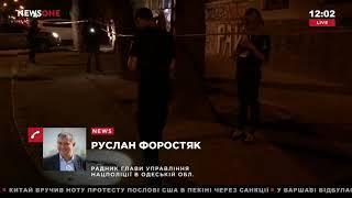 Состояние раненого в Одессе Олега Михайлика стабилизировалось 23.09.18