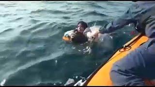 Лодка с мигрантами затонула у берегов Турции