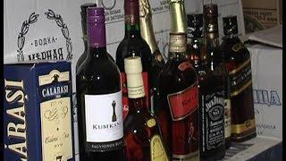 В Ханты-Мансийске изъяли 200 литров нелегального алкоголя