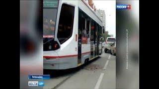 В областном МВД не подтвердили информацию о взрыве ростовском трамвае