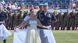 Празднования Дня ВДВ в Рязани