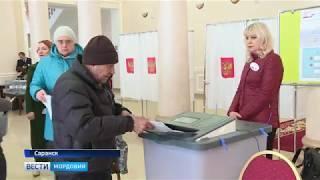 В Мордовии открылись избирательные участки