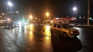 Трех пешеходов сбили в Череповце: один человек в коме