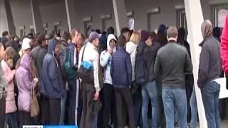 """Началась продажа билетов на матч """"Енисей"""" - """"Локомотив"""""""