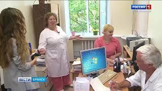 Завершается ремонт Супоневской амбулатории