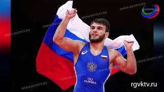 В новом рейтинге дагестанских борцов-вольников лидируют 3 чемпиона Европы