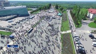 В Уфе «День тысячи велосипедистов» побил собственный рекорд