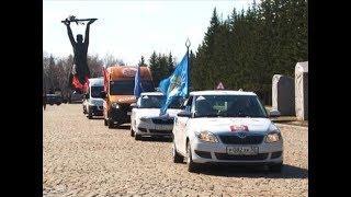 В Омске стартовал автопробег