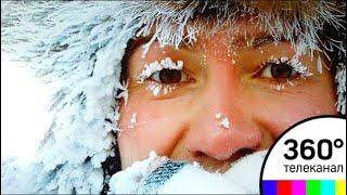 Январские морозы до -25 градусов пришли в столичный регион
