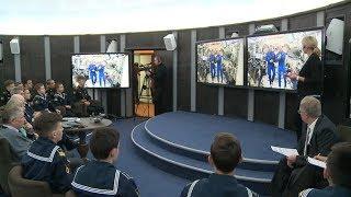 """Космический урок №9: """"Космическая навигация для земли и космоса"""""""