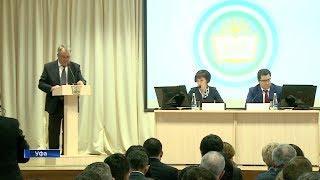В Министерстве образования республики подвели итоги деятельности