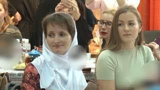 Прием в честь праздника святых жен-мироносиц прошел в Биробиджанской епархии(РИА Биробиджан)