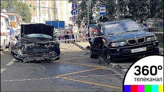 Страшное ДТП в Коммунарке: один человек погиб и четверо пострадали