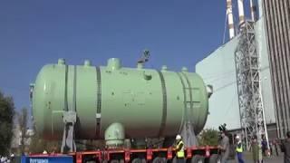 «Атоммаш» отгрузил четыре парогенератора для индийской атомной электростанции
